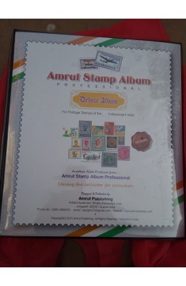 Amrut Stamp Album Professional Binders