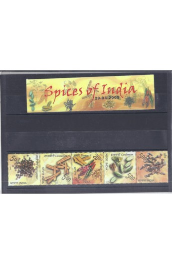 Spices of India Presentation Pack