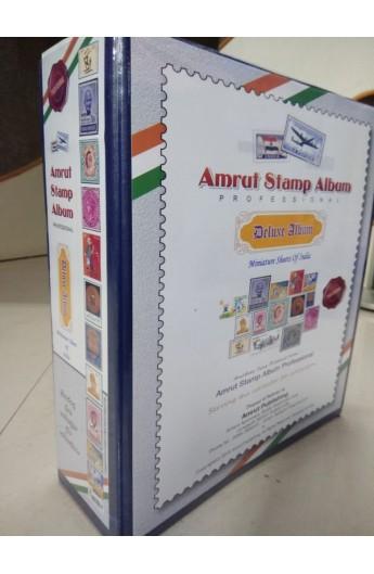 India Complete 1973 - 2015 Miniature Sheets Album